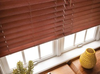 Faux Wood Blinds in Pasadena, CA