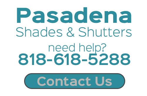 Pasadena Shades & Shutters