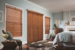 Pasadena Faux Wood Blinds Installation